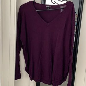 Express sweater. Worn once